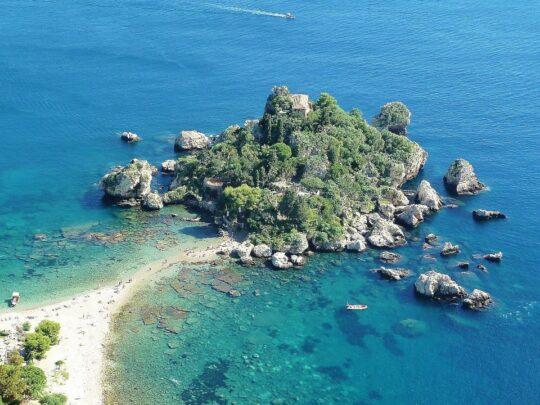 Taormina and Catania Sicily