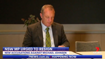 Nationals MP Michael Johnsen hasresigned. Source: Getty.