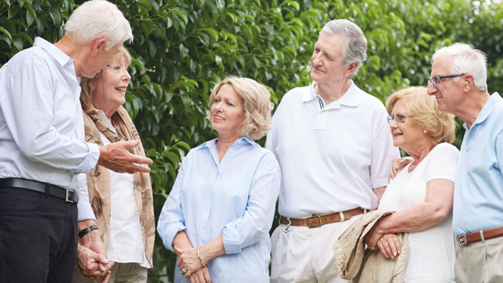 Retirement communities don't have to be boring - The Orchards is proof of that.
