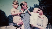 Prince Philip has been remembered as a great source of support and encouragement. Source: Getty. (Pictured from L-R Prince Charles, Prince Philip, Princess Anne and Queen Elizabeth II).