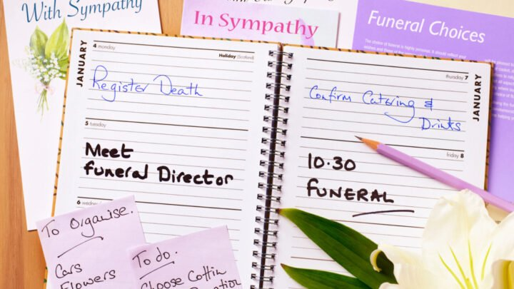 A report has found that only two-thirds of funeral providers list any price information on their websites, and less than half publish all the information they are required to by law. Source: Getty
