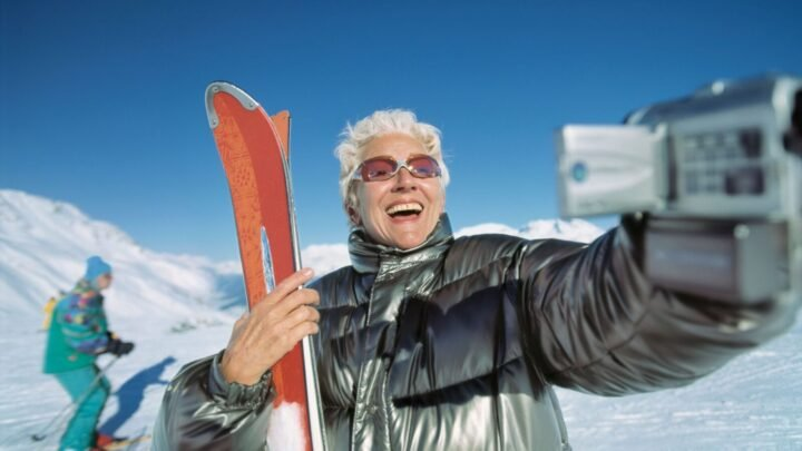 Today's 60-somethings are living much more active lifestyles. Source: Getty Images