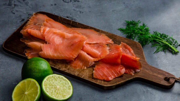 Coles has pulled a popular smoked salmon products off shelves across the country. Source: Getty