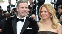 John Travolta and Kelly Preston tied the knot in 1991. Source: Getty