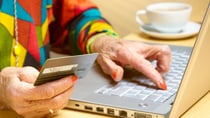 Older generations are embracing the digital banking age, swapping branches for apps. Source: Getty