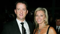 Mark and Kim Waugh, pictured here in 2009. Source: Getty
