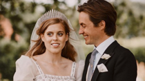 Princess Beatrice and Edoardo Mapelli Mozzi tied the knot in July last year. Source: Royal Family/Instagram