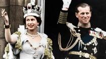 On June 2, 1953 Elizabeth II is crowned queen in Westminster Abbey, London. Source: Getty