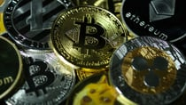 The bitcoin blockchain is the most secure computer network in the world. Source: Getty