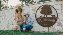 Take your children and grandchildren on a farm-life adventure at Splitters Farm near Bundaberg, which is one of the many 'off the beaten track' destinations for family fun Queensland has to offer. Source: Splitters Farm
