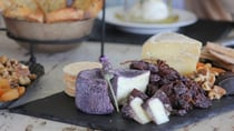 Make your own fancy cheese and take it home from Towri Sheep Cheeses in Allenview - the chance to frolic with the farm's adorable lambs is an added bonus! Source: Towri Sheep Cheeses