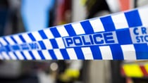 NSW Police Force have established a crime scene at the Newcastle home. Source: Getty