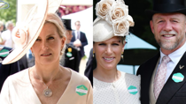 Sophie Wessex and Zara Tindall led the glamour at the Royal Ascot race day on Tuesday. Source: Getty