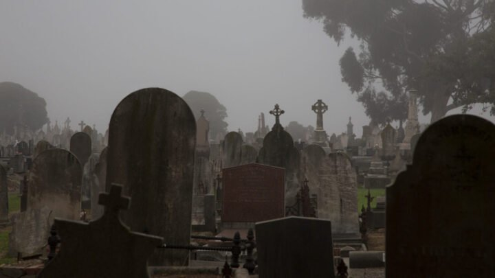 Population growth has led to a rapid overcrowding of cemeteries, but the proposed solution isn't for everyone. Source: Getty