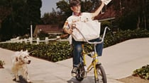 It wasn't that long ago when newspapers were being delivered by boys (and girls) on bikes. Source: Getty Images