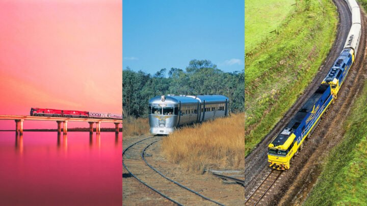 The Ghan, the Savannahlander and the Indian Pacific: three amazing ways to see more of your own backyard.