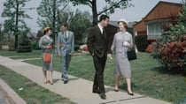 Couples out and about, circa 1959. Source: Getty