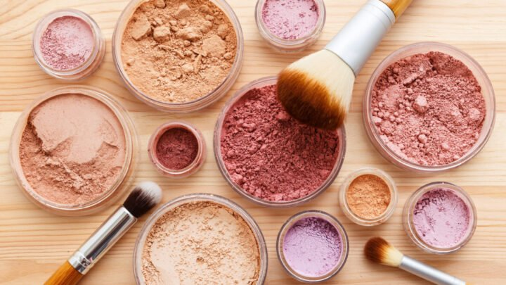 Make-up that not only covers imperfections but also heals them? Sign us up! Source: Getty
