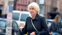 Helen Mirren has shown us that the cross-body bag is the practical yet stylish accessory of choice. Source: Getty
