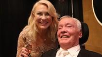 Kerri-Anne Kennerley's husband  John was left a paraplegic after a devastating fall in 2016. Source: Getty