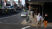 A US comedian has mocked Australia's strict lockdowns. Source: Getty