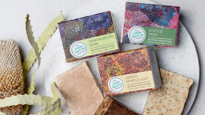 Get soft, supple skin with these fabulous natural soaps. Source: Supplied