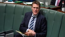 New fury over Christian Porter legal backer. Source: Getty