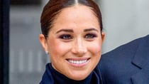 Meghan Markle is set to launch her own cosmetics line as rumours swirl after a visit to a beauty executive's estate. Source: Getty